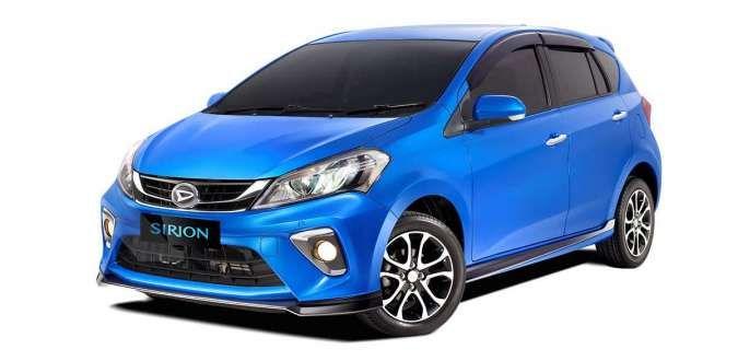 Harga mobil bekas Daihatsu Sirion di awal tahun 2021 mulai dari Rp 80 jutaan