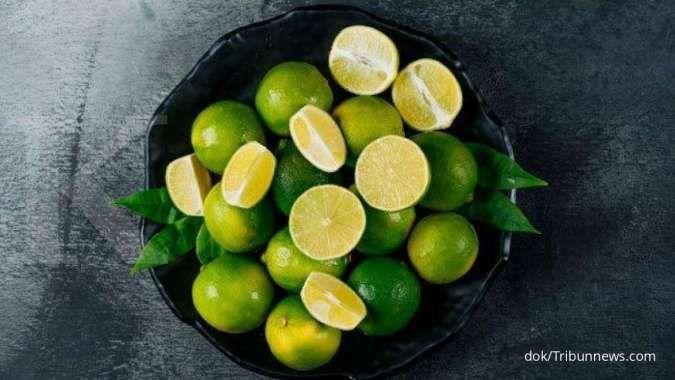 Sederet efek samping jeruk nipis untuk kesehatan bila dikonsumsi secara berlebihan