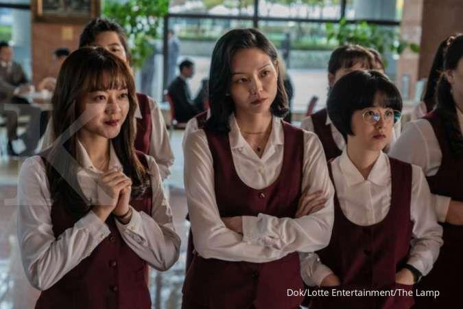 Samjin Company English Class, salah satu film Korea terbaik yang paling banyak ditonton di tahun 2020.