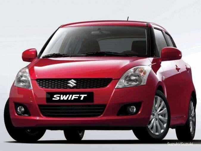 Harga mobil bekas Suzuki Swift termurah Rp 70 juta, intip fitur lengkapnya