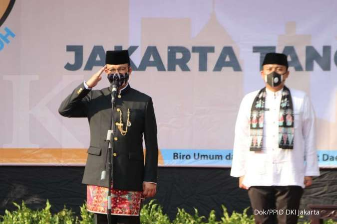 Gubernur Anies Baswedan copot Lurah Grogol Selatan yang bantu Djoko Tjandra bikin KTP