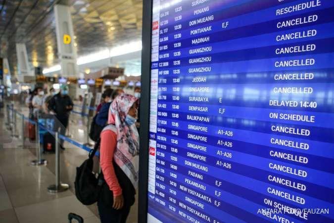 Untuk calon penumpang pesawat di Bandara Soetta, pahami aturan perjalanan terbaru