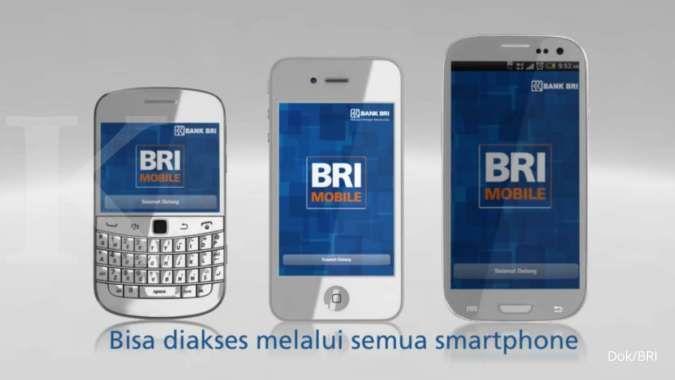 Begini cara cek saldo tabungan BRI lewat BRI Mobile