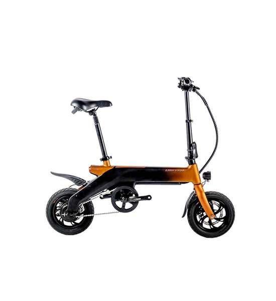 E-bike termurah dari United, ini harga sepeda United Mini IO yang penampilannya mini