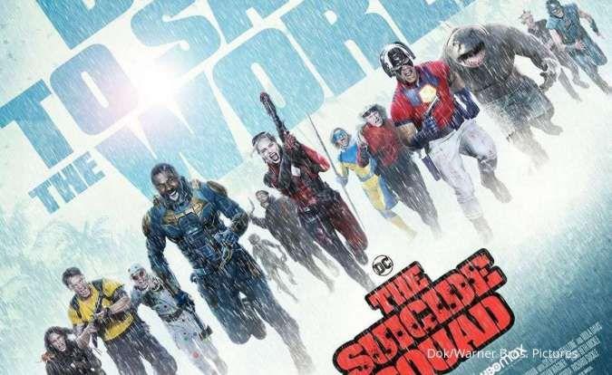 Film baru John Cena usai Fast and Furious 9, The Suicide Squad rilis trailer & poster