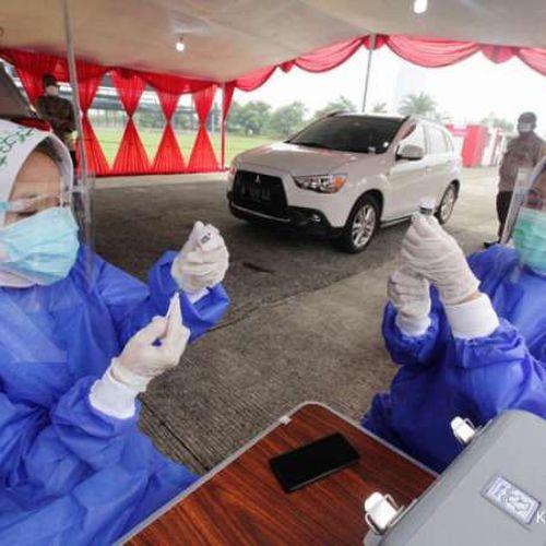 Halodoc dan Gojek Resmikan Pos Pelayanan Vaksinasi Covid-19 Drive Thru Jangka Panjang Bersama Pemerintah Kota Bogor
