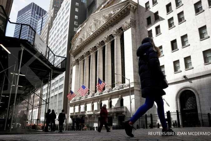 Wall Street perkasa, S&P 500 ditutup di level tertinggi sepanjang masa