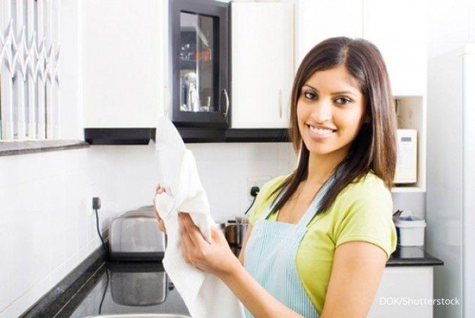 Ini cara mudah disenfektan permukaan benda di rumah secara mandiri
