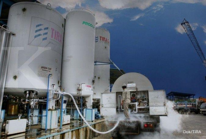 Tira Austenite divestasi bisnis gas industri