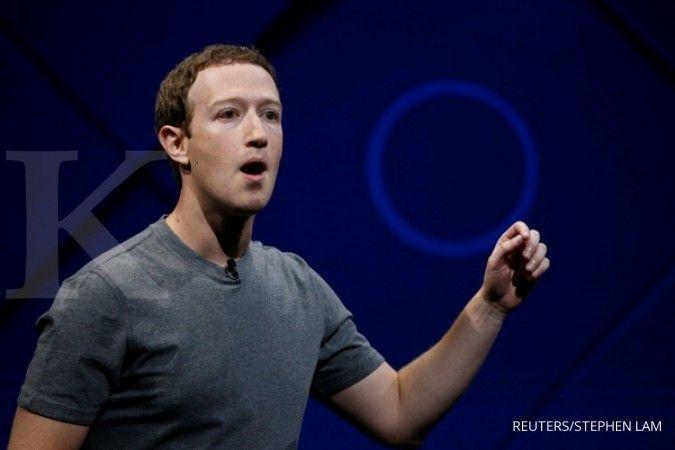 Mark Zuckerberg meraih kesuksesan dengan 5 prinsip ini