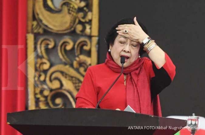 Sentilan Megawati: Saya bilang Jakarta ini amburadul....