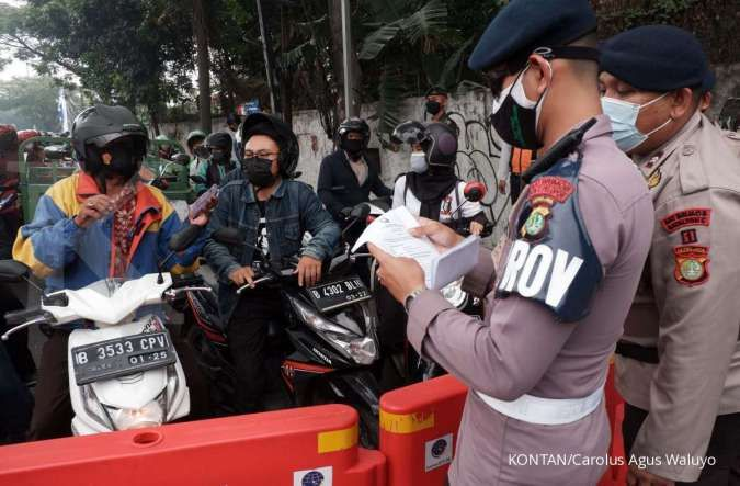 Untuk izin keluar masuk, ini cara buat STRP Jakarta bagi perorangan & kelompok