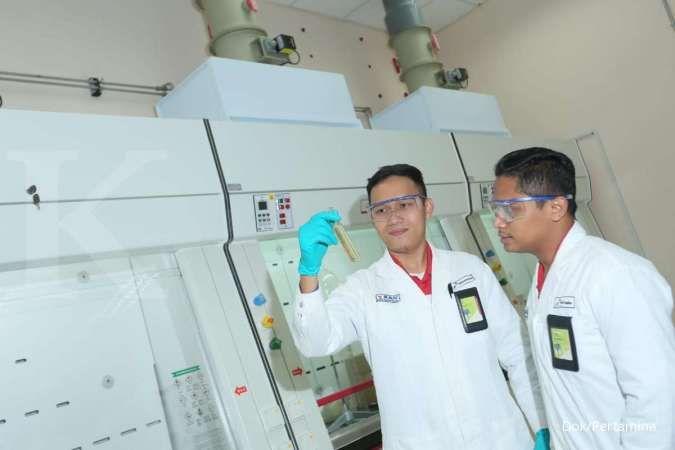 Desain kelar, Pertamina targetkan konstruksi fase-1 Kilang Cilacap rampung akhir 2021