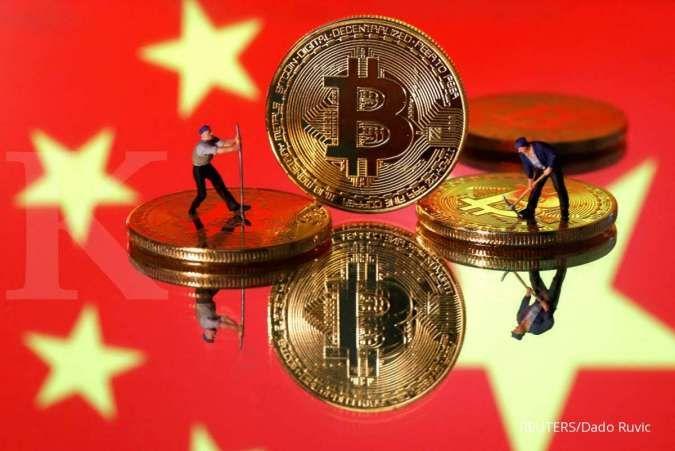 Kian luas, tindakan keras China terhadap penambangan mata uang kripto