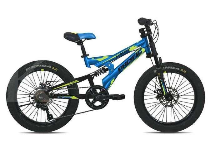 Ajak si kecil gowes, harga sepeda gunung anak Pacific Viper terbaru cuma Rp 2 jutaan