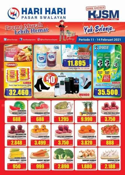 katalog promo KJSM Hari Hari Swalayan