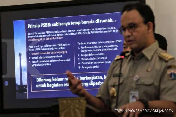 Penerimaan pajak DKI Jakarta anjlok tersengat Covid-19