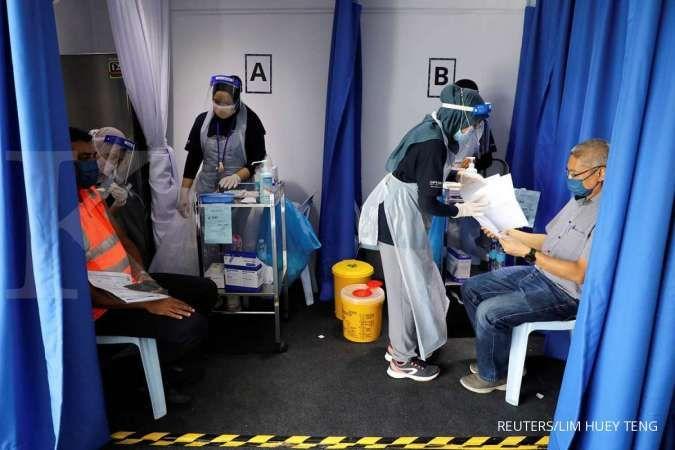 Jika stok habis, Malaysia tak lanjutkan pemberian vaksin COVID-19 buatan Sinovac