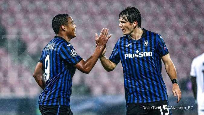 Jelang laga Inter vs Atalanta di Liga Italia Serie A