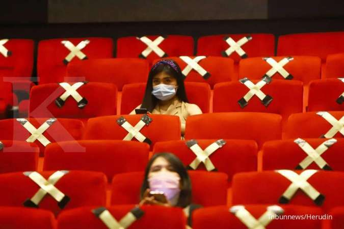 Industri perfilman Indonesia menantikan lebih banyak investor