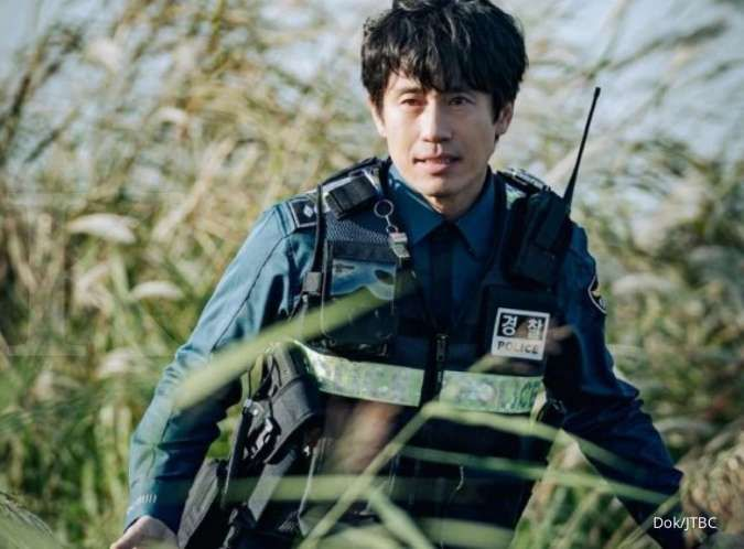 Shin Ha Kyun di drama Korea terbaru Beyond Evil.