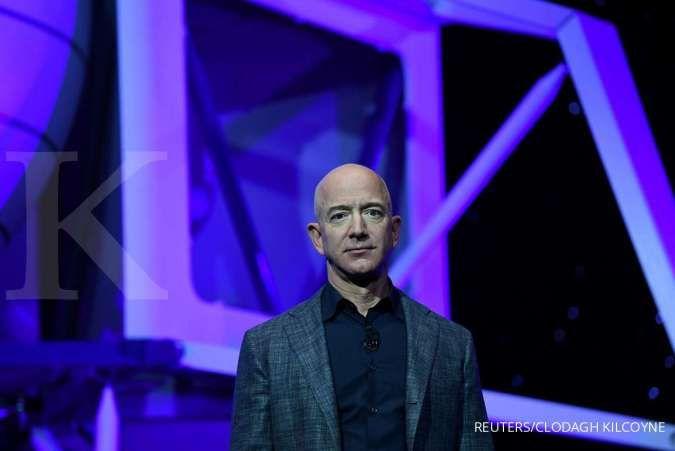 Jeff Bezos bakal rilis penerbangan luar angkasa tanpa pilot pertama di dunia