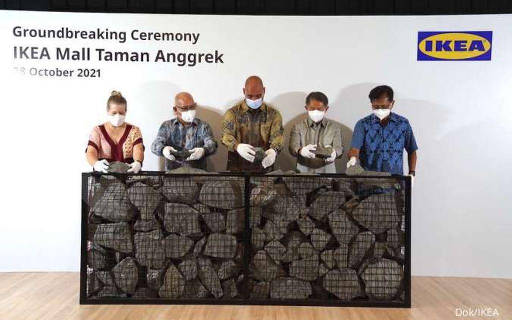IKEA Indonesia Resmi Bangun Konsep Toko Baru di Mall Taman Anggrek