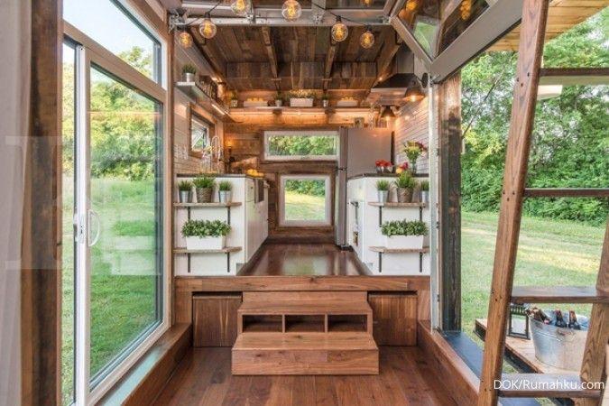 The Alpha Tiny House Rumah Mini Seharga Rp 1 2 M