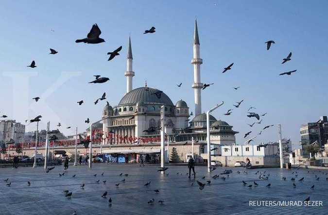 Pemerintah Turki buka beasiswa untuk jenjang S1-S3, gratis biaya kuliah dan lainnya