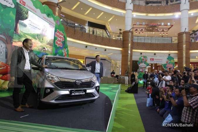 Daihatsu tak tahu Sigra dibeli untuk dijadikan Taksi Express