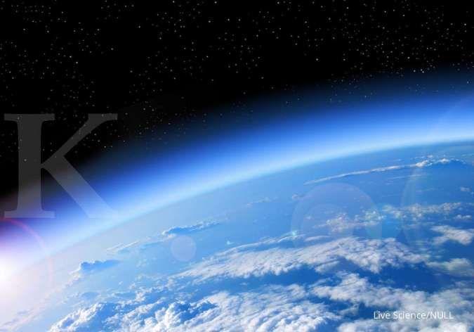 5 Lapisan atmosfer dan komposisi gas yang ada di atmosfer