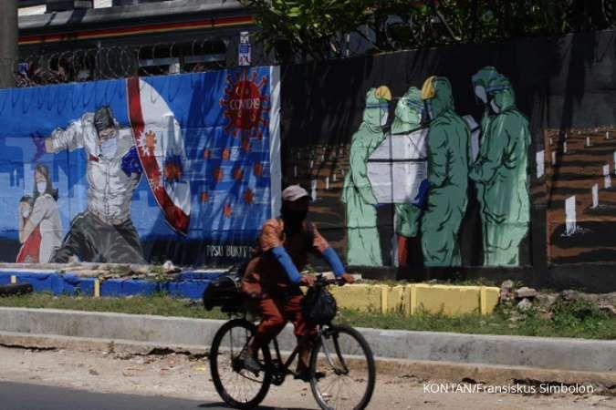 Corona Indonesia, Rabu (27/1): Bertambah 11.948 kasus baru, cuci tangan&pakai maske