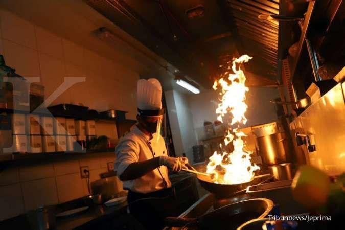 Cegah Corona, Minat Sebagian Warga Makan di Restoran dan Kafe Belum Pulih