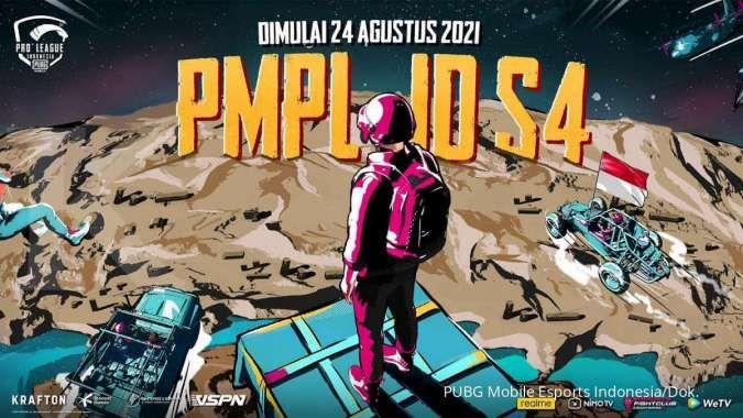 Jadwal grand final PMPL ID S4, lengkap dengan urutan map (17-19 September)