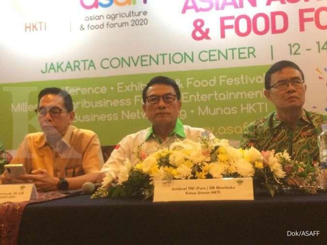 Indonesia inisiasi kolaborasi pemerintah dan bisnis dalam ketahanan pangan di Asia