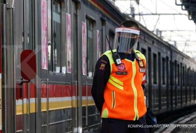 Beberapa stasiun padat, pengguna KRL diimbau tetap atur rencana keberangkatan