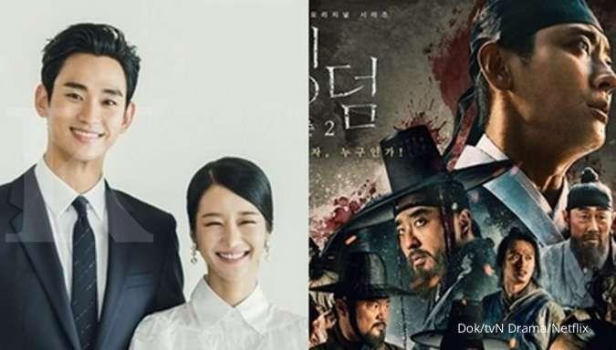 Drakor Kim Soo Hyun & Kingdom 2 masuk Best International Shows 2020 New York Times