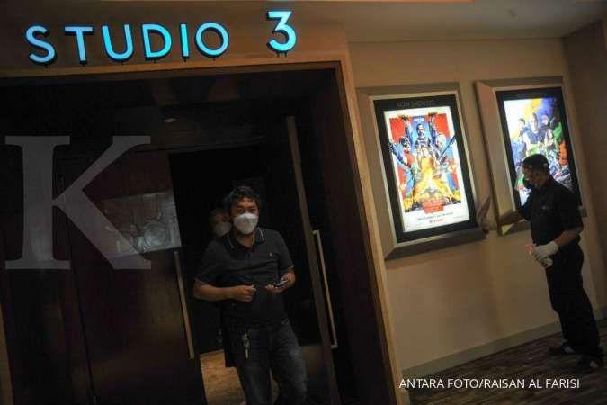Penikmat film silahkan merapat, 90% bioskop Cinema XXI sudah kembali dibuka