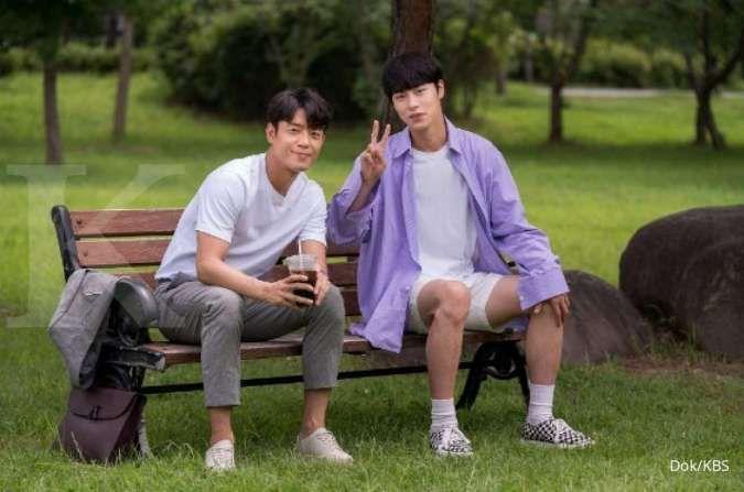 Drakor komedi romantis, drama Korea terbaru Lee Jae Wook siap tampilkan bromance seru