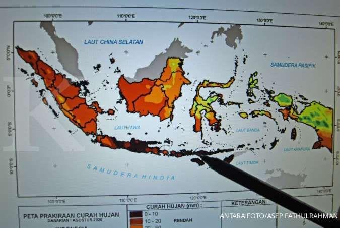 Heboh fenomena laut bercahaya di Selatan Jawa, ini penjelasannya