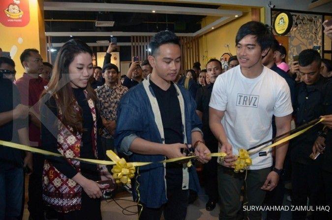 Maju Pemilihan Wali Kota Solo, Gibran serahkan bisnis kuliner ke Kaesang
