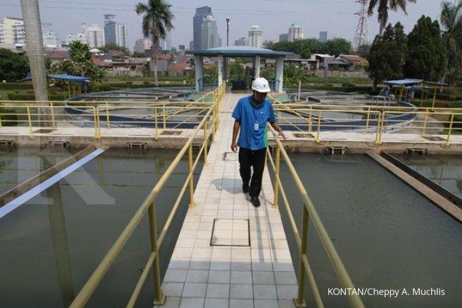 Perbaikan pipa bocor, pasokan air Palyja di wilayah ini akan terganggu Sabtu besok