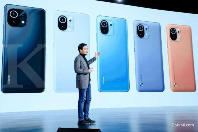 HP pertama dengan Snapdragon 888, ini spesifikasi dan harga Xiaomi Mi 11
