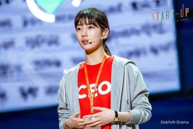 Start-Up, salah satu drama Korea rating tertinggi di minggu pertama November.