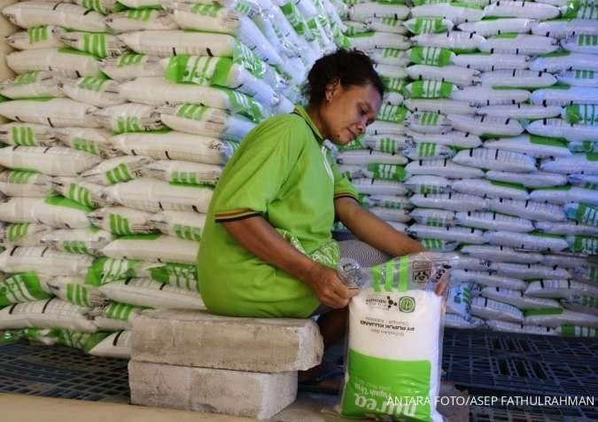 Pupuk Indonesia bukukan pendapatan Rp 32,62 triliun sepanjang Januari-Mei 2020