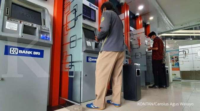Pasca rights issue aset Bank Rakyat Indonesia (BBRI) jadi terbesar