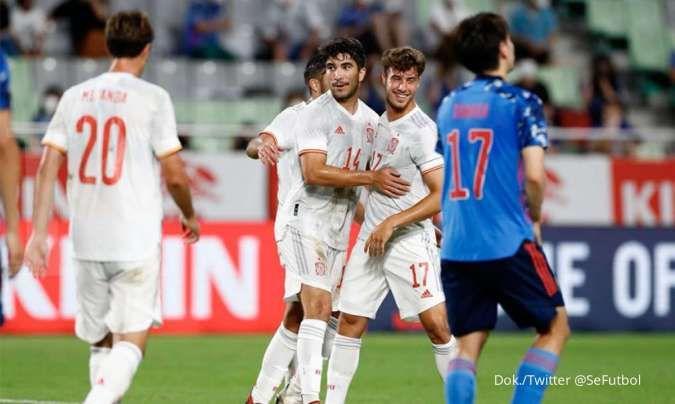Jadwal sepak bola Olimpiade Tokyo 2020 Mesir vs Spanyol: Aksi talenta La Furia Roja