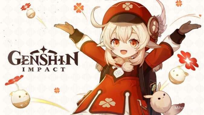 Klee Genshin Impact
