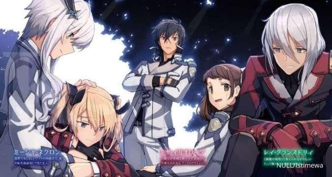 Maou Gakuin no Futekigousha Shijou Saikyou Season 2 resmi diumumkan, kapan tayang?