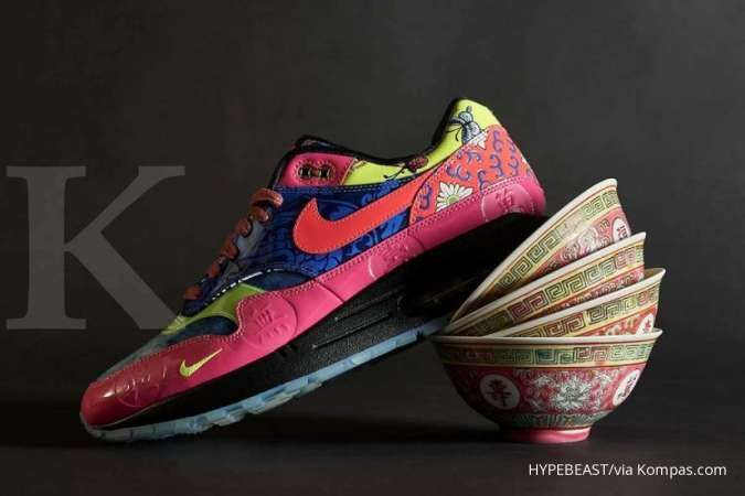 Sambut Imlek, Nike rilis Air Max 1 Premium